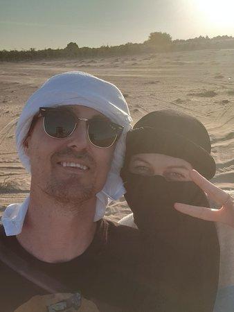 Al Marmoom Bedouin Evening Experience: Dubai
