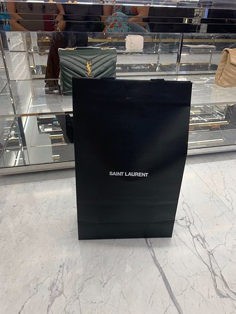YSL store