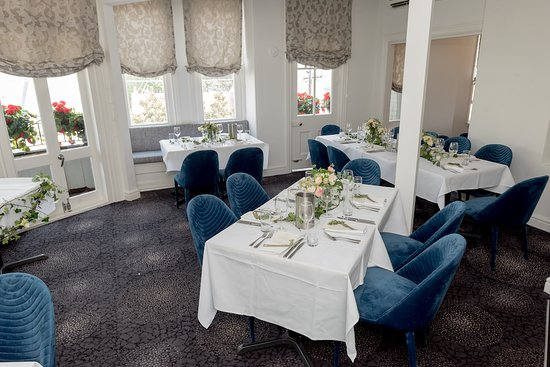 The Birchgrove restaurant on level 1 - an intimate dining experience.