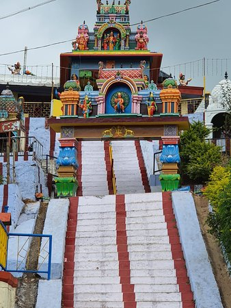 Temple in Munnar