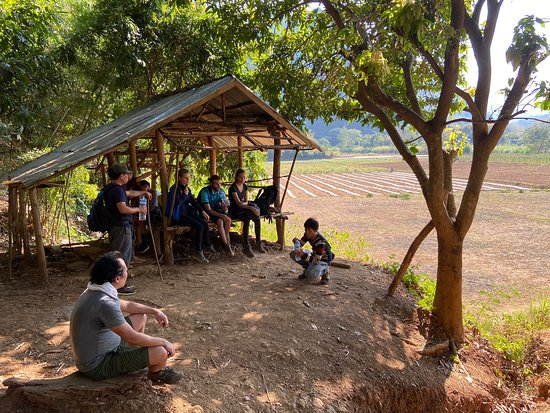 Amazing two days trek to Hmong and Khmu villages