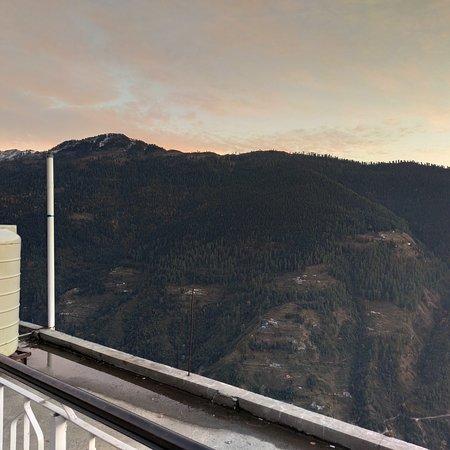 Bairagarh, Индия: Hotel Scenic Views
