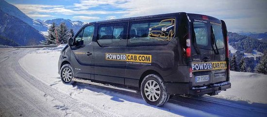 ‪PowderCab Alpine Resort Transfers‬