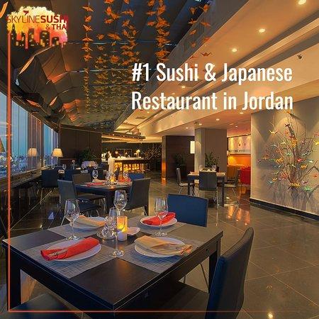 Skyline Sushi & Thai