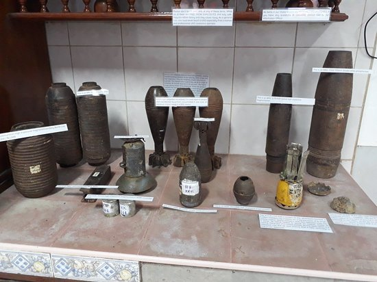 MAG UXO Visitor Centre