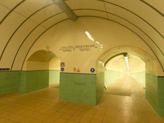 Tyne Pedestrian & Cycle Tunnel