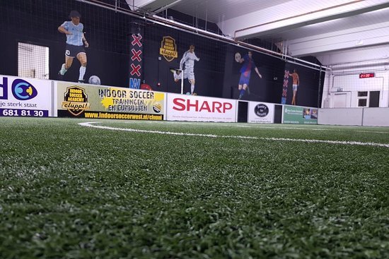 Cluppi Indoor Soccer
