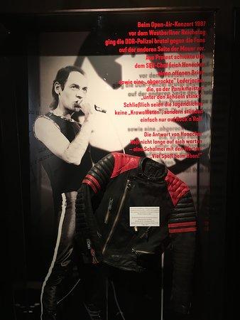 PANIK CITY - The Udo Lindenberg Multimedia Experience: Die weltbekannte Lederjacke