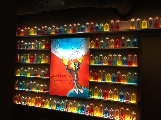 PANIK CITY - The Udo Lindenberg Multimedia Experience: Liquid Kunst