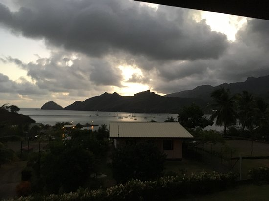 Taioha'e Bay Nuku Hiva, Polynésie française
