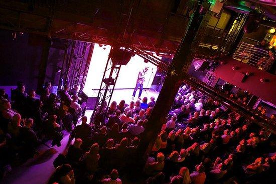 International Stand Up Comedy Showcase - Billet spectacle et dîner