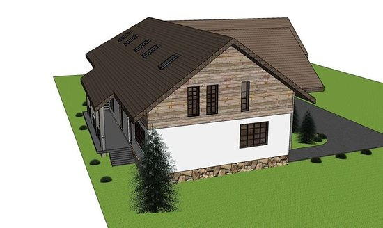 Bihor County, Romania: Future woodenshale!