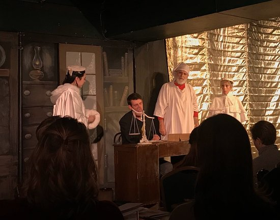 Bilde fra Jesters Dinner Theatre