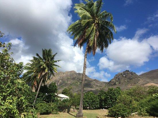 Ua Pou Îles Marquises, Polynésie française  Hakahau