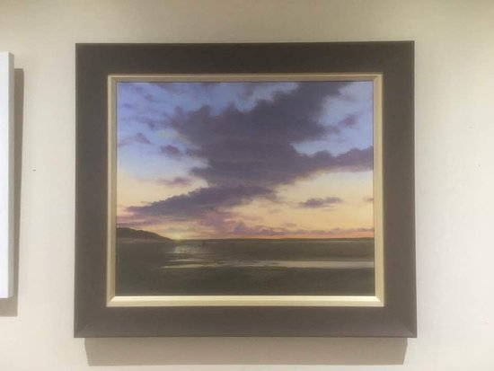Oriel Beaumaris, Ian Walton gallery