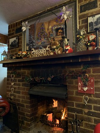 The Fox: The cosy fire