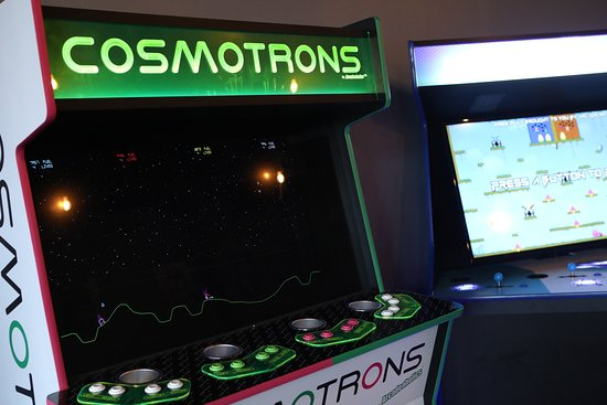 Cosmotrons is a super fun 4 player game!