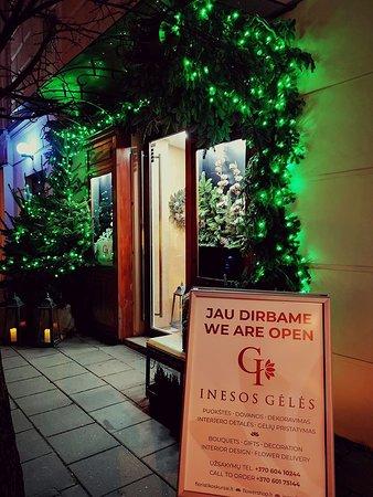 Flower Shop by Inesa