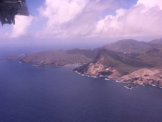 Ua Pou Îles Marquises, Polynésie française  from above