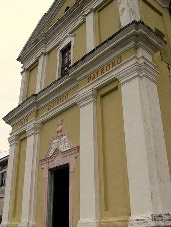 Pino Lago Maggiore, Italië: Chiesa dei Santi Quirico e Giulitta