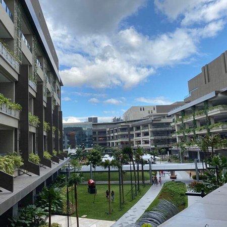 Ayala mall manila bay