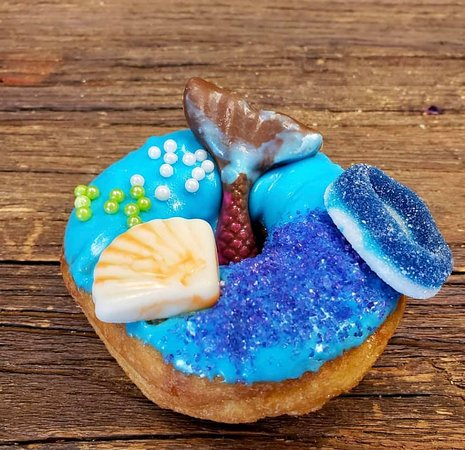Can you truly be a mermaid without having a mermaid donut?