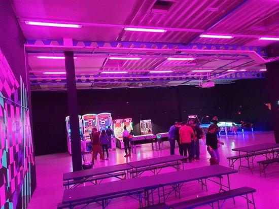 Blacklite Arena