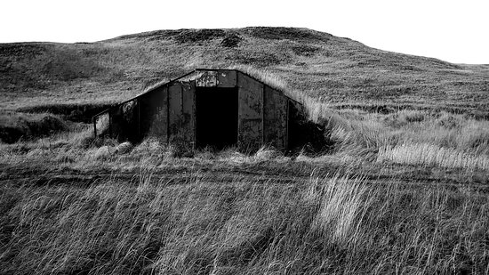 Adak Island, AK: Adak hillsides