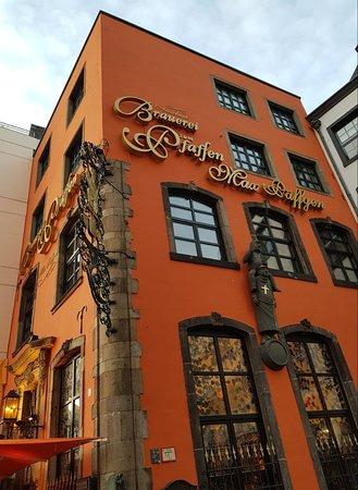 Brauerei Pfaffen on Heumarkt
