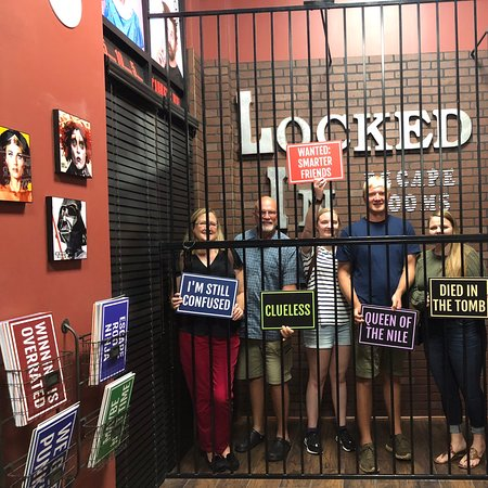 Locked In Escape Room Middleburg 2020 All You Need To