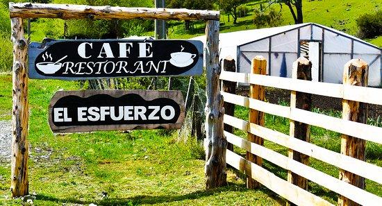 Palena, Чили: Entrada