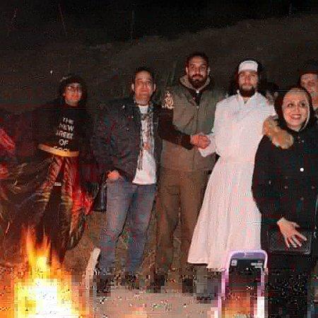 Garmsar, Iran: Yalda night