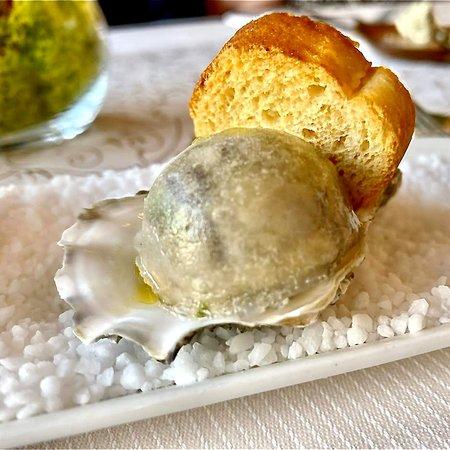 Cabestan: Perle d'huître du Veillon