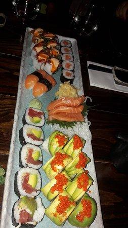 Fresh & tasty sushi