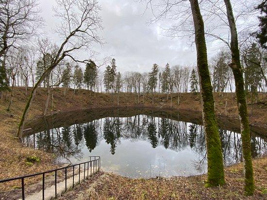 Kaali, Estonia: crater