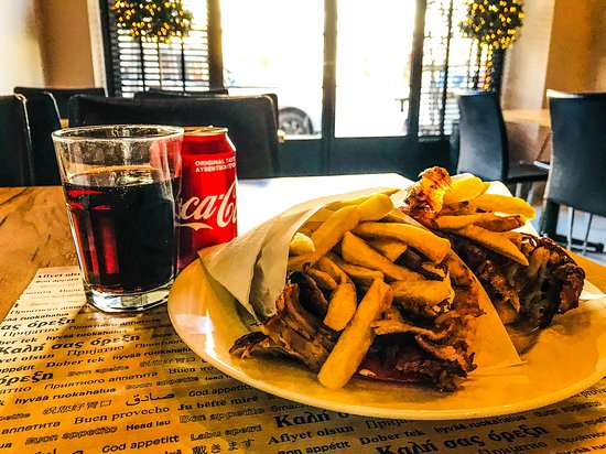The best Food in Thessaloniki