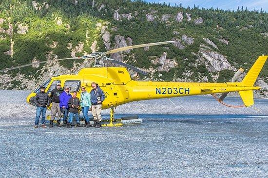 Juneau Shore Excursion: Helicopter...