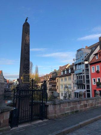 Karlsbruecke and Obelisk