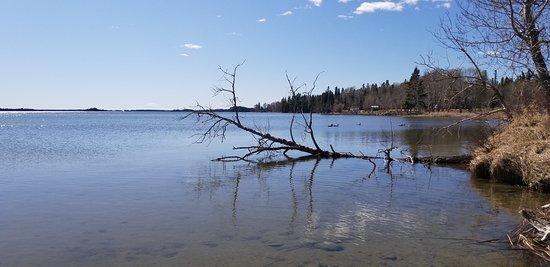 Cranberry Portage, Канада: Lake scenery