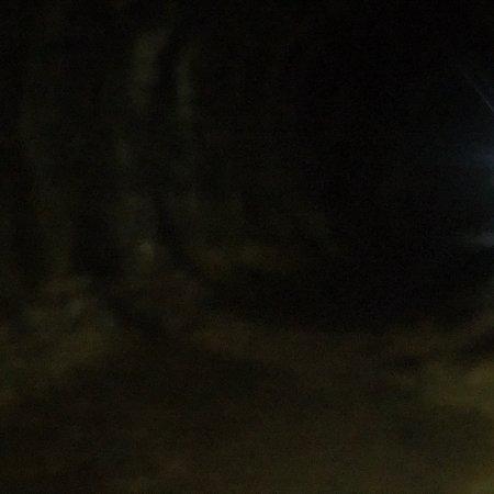 Caminhada no escuro