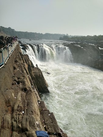 View of the Dhuadhar Falls