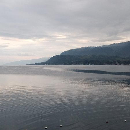 North Sumatra, Indonézia: beautiful lake,  a must visit to those visiting Medan, Indonesia