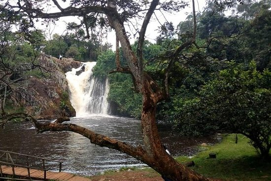 Day tour of Jinja and Source of the...