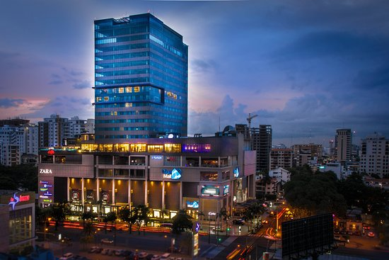 Executive Lounge Review Of Jw Marriott Hotel Santo Domingo