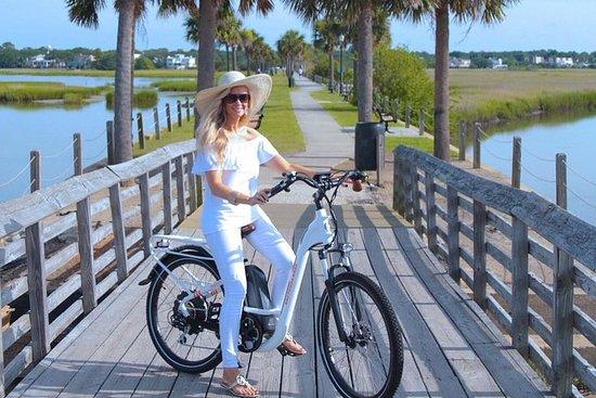 Tour in bici elettrica: crociera costiera sulle nostre strade di