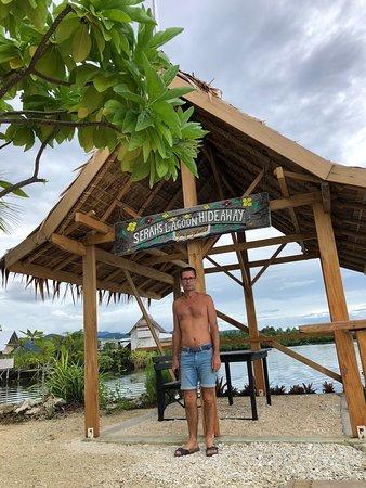 Снимок Serah's Lagoon Hide Away