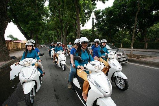 Paloma Motorbike Hanoi Tours