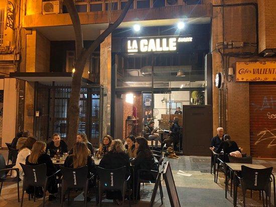 La Calle Burger Valencia