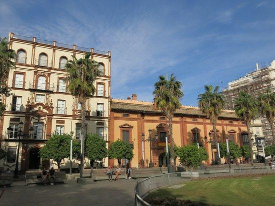 Place de Xérès.