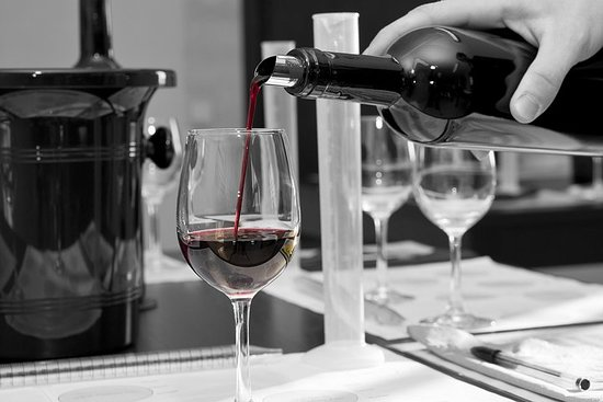 Wine-Making Workshop with Bordeaux Wine in English at Château Pape...
